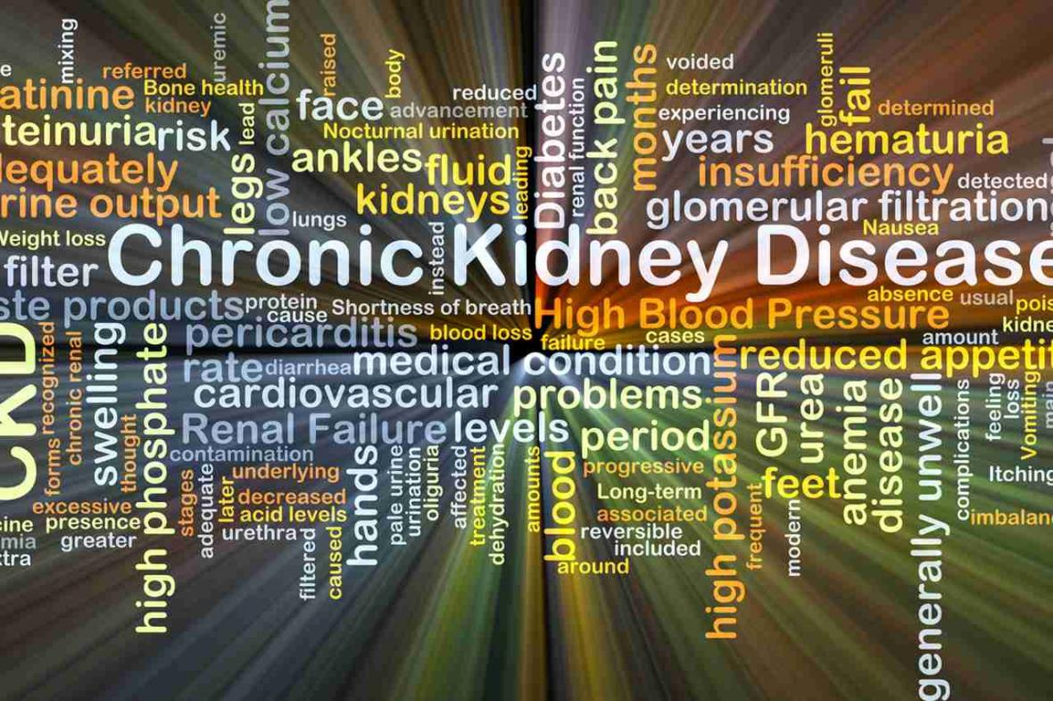 Signs of chronic kidney disease